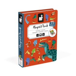 Magneti'book - Dinosaures