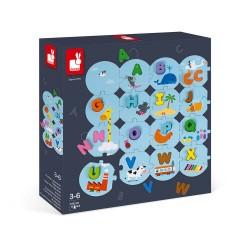 Puzzle J'apprends l'alphabet