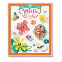 Artistic plastic -...
