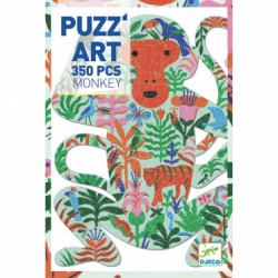 Puzz'art - Monkey 350 pièces