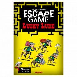 Livre escape 2 - Lucky Luke