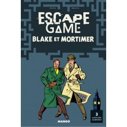 Livre escape 3 - Blake et...