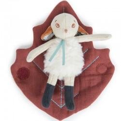 Petit mouton châtaigne -...