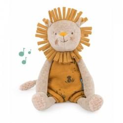 Poupée musique Lion sous...