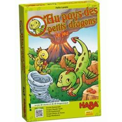 AU PAYS DES PETITS DRAGONS...